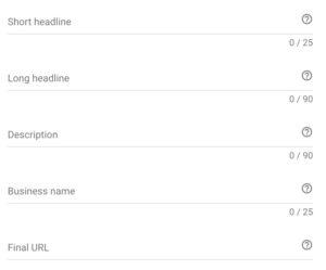 google adwords responsive ad