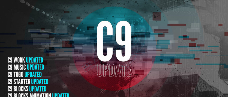C9 + WordPress 5.6 – Update your C9 Themes + Plugins!